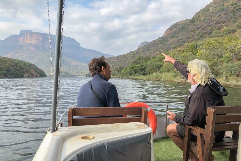Blyde Dam Boat Trips-3