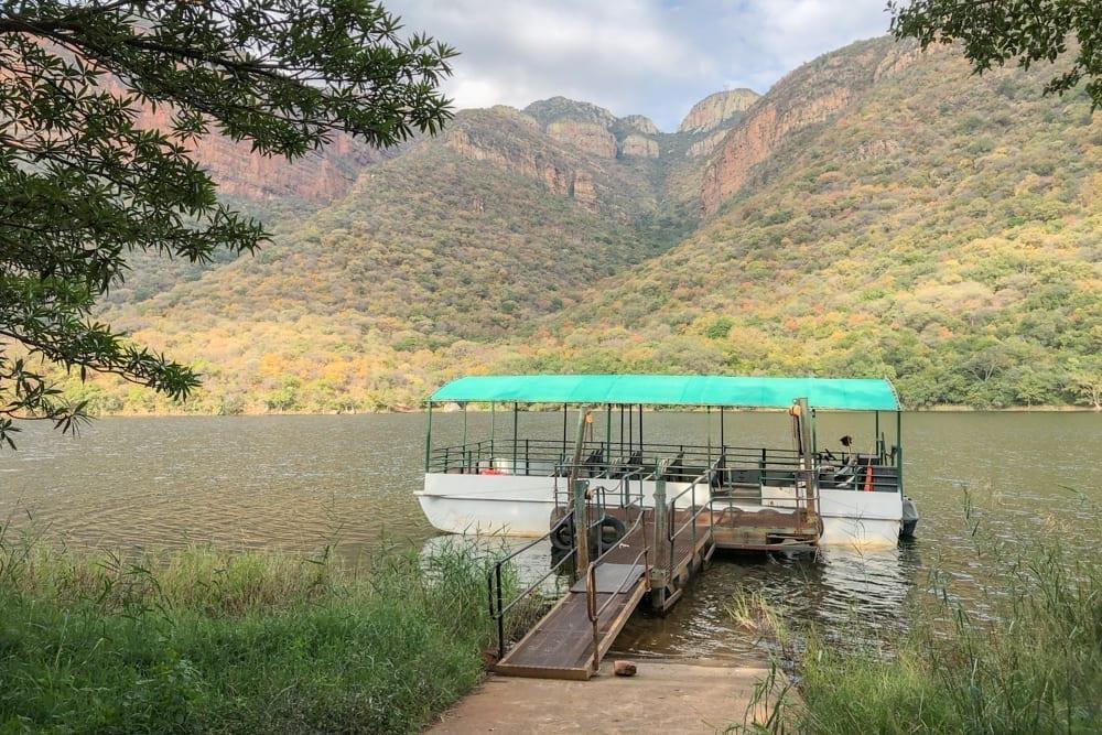 Blyde River Boat Tour-6