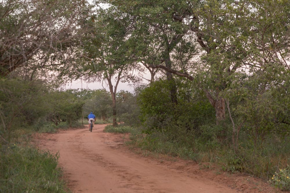 Hoedspruit Wildlife Estate – Mountain biking